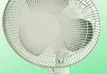 electric fan dust