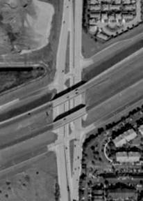 Contraflow Left interchange