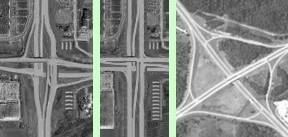 Echelon and Windmill Interchanges