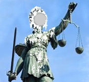 justice is pied