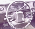 81 Olds dash